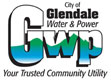 Glendale Water and Power Logo